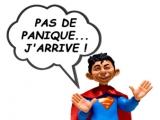 Une histoire de Superman et de raclette…