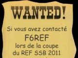 Coupe du REF SSB 2011